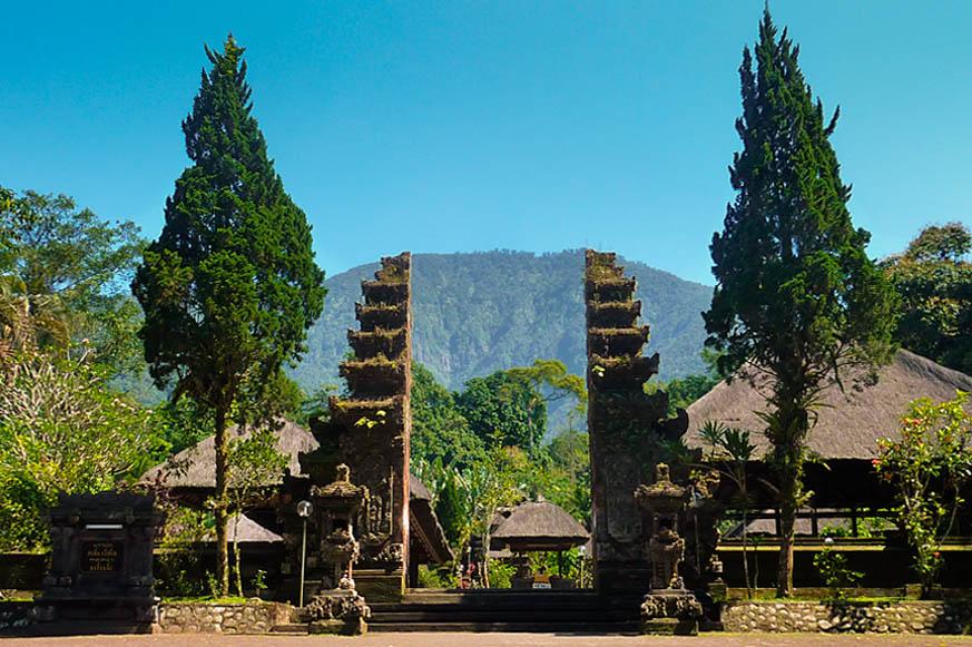 Pura Luhur Batukaru - Bali, Indonesia | Batukaru Temple - Bali Tourist Attraction