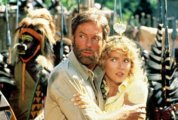 Image result for sharon stone king solomon's mines