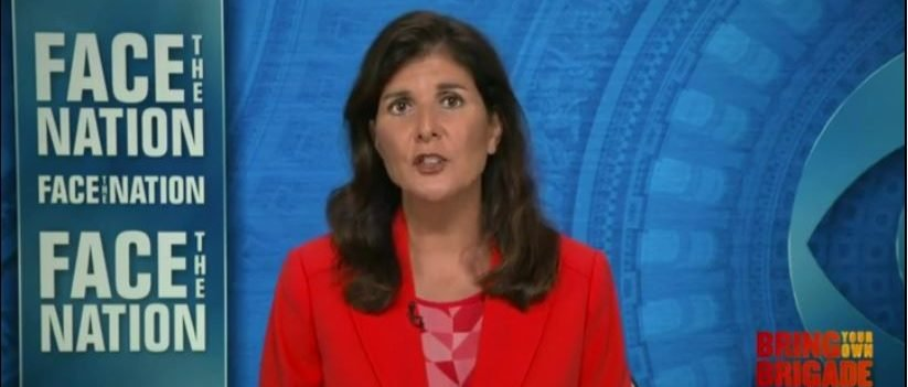 'They Have Completely Surrendered': Nikki Haley Slams Biden's Withdrawal Strategy