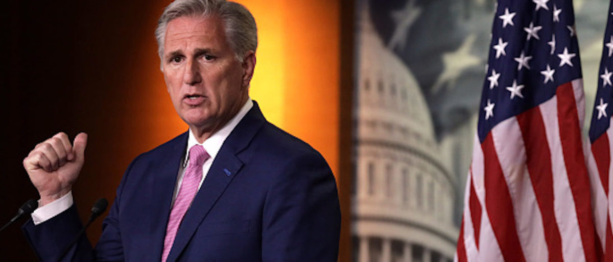'She's Broken Congress': McCarthy Slams Pelosi After Tapping Cheney, Kinzinger For Jan. 6 Committee
