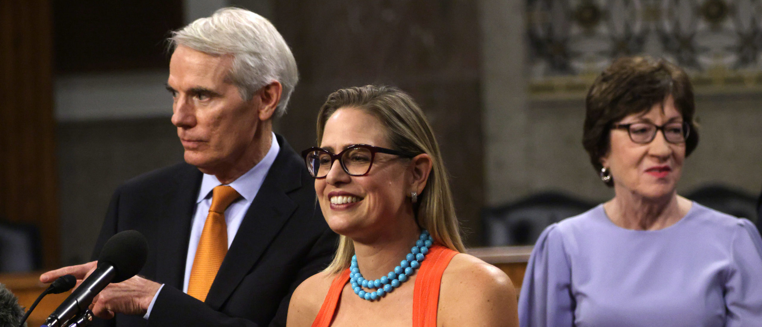 Sinema Doubles Down On Opposition To Democrats' $3.5 Trillion Budget