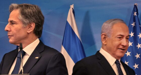 Netanyahu Publicly Rebuffs US Efforts To Re-Enter Iran Nuclear Deal In Front Of Blinken