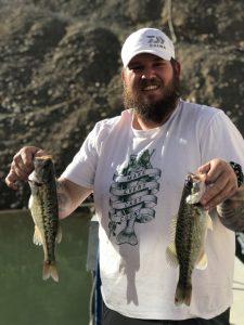 Fishing tournament day