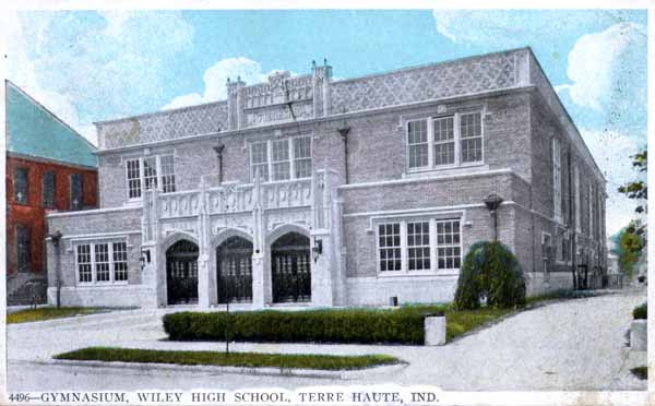 Image result for picture of wiley high school terre haute indiana