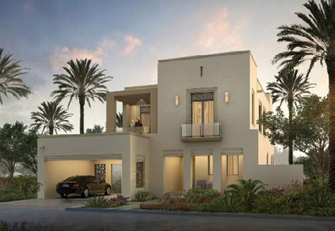 Arabian Ranches Azalea Villa