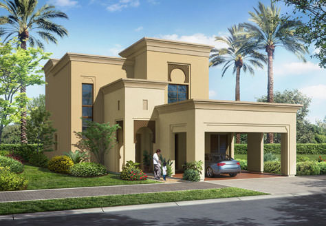 Arabian Ranches Casa Villa