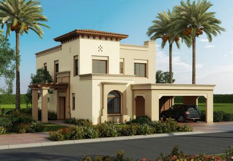 Arabian Ranches Palma Villa