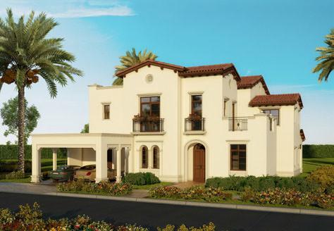 Arabian Ranches Rosa Villa