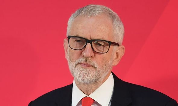 Jeremy Corbyn HUMILIATION: former Labour leader flouted 'rule of six' at dinner party