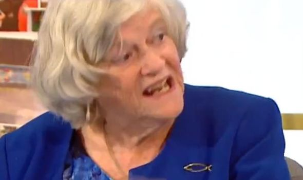 'You LOST, we have left!' Widdecombe explodes in fiery Brexit debate with Remainer Femi