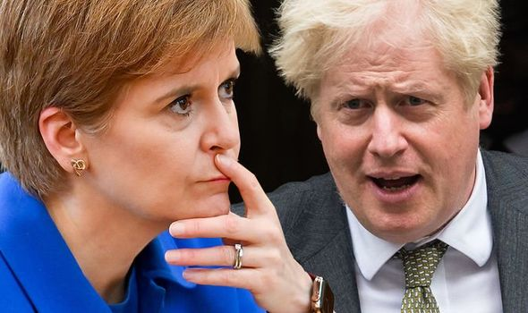 Nicola Sturgeon torn apart over new demands for extra Covid funding from Westminster