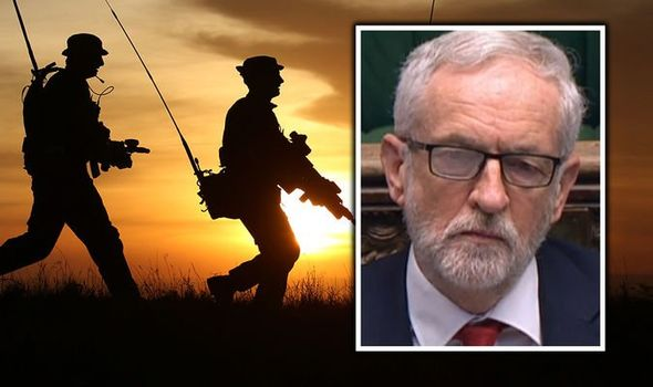 Jeremy Corbyn rebels in Commons vote on protecting troops as he ignores Starmer's orders