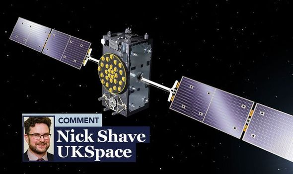 Galileo proves Britain cannot rely on foreign satellites – UK MUST become a SPACE POWER