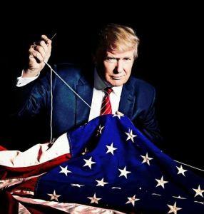 Trump Restauration des USA