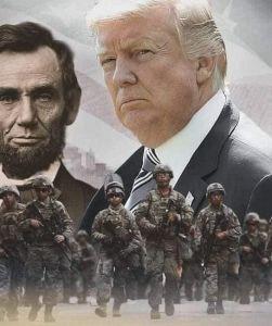 Trump nouveau Lincoln
