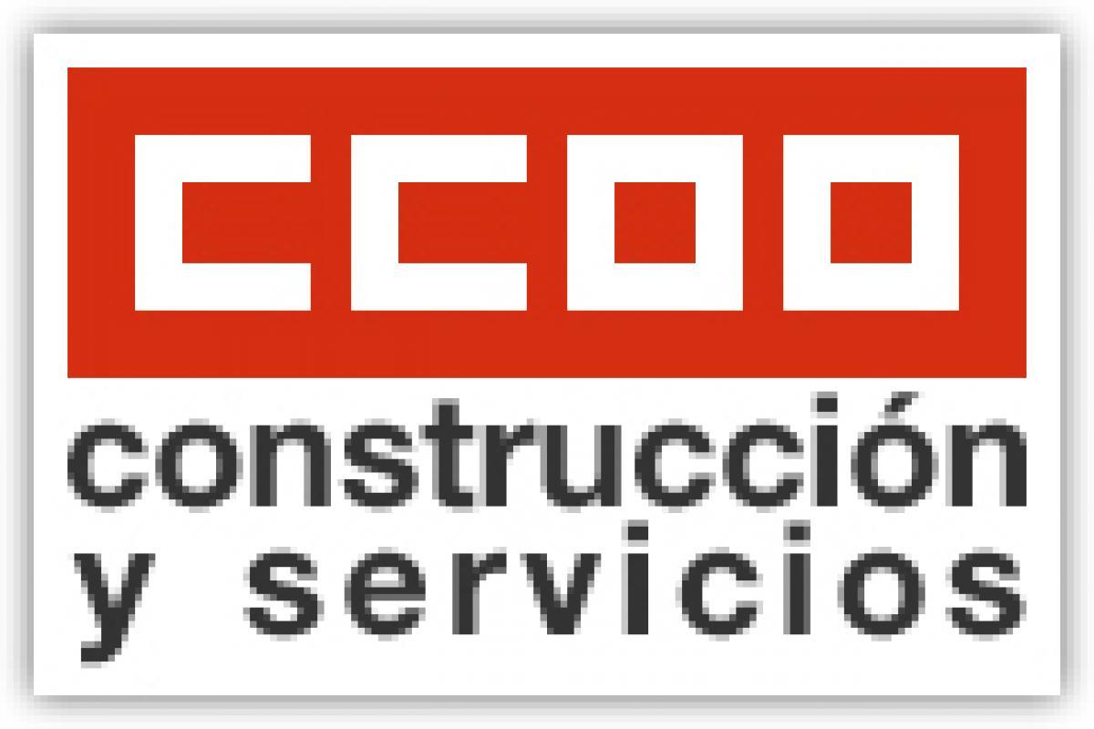 CCOO de Construcción y Servicios