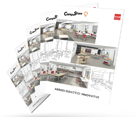 Catalogo Arredi didattici innovativi