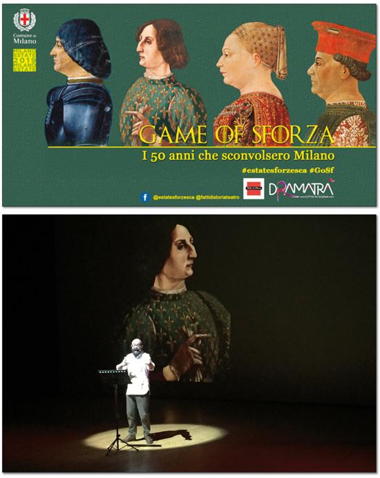 Game of Sforza al Castello Sforzesco