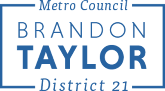 Paid for by Committee to Elect Brandon Taylor - Keivin Kilgore, Treasurer