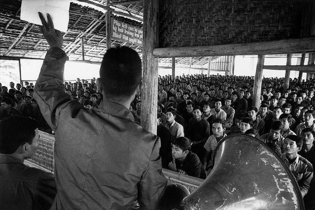 Một lớp cải tạo ở Tây Ninh. Nguồn: Marc Riboud