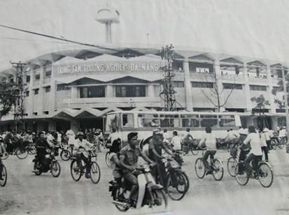 Chợ Cồn Đà Nẵng. Nguồn: OntheNet