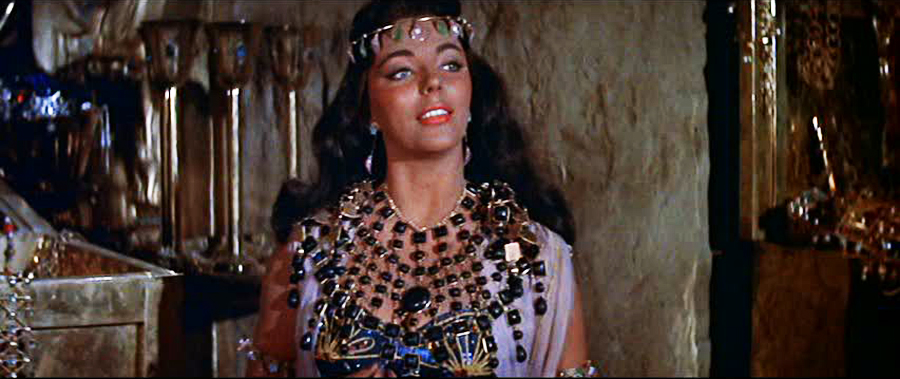 Image result for joan collins land of the pharaohs