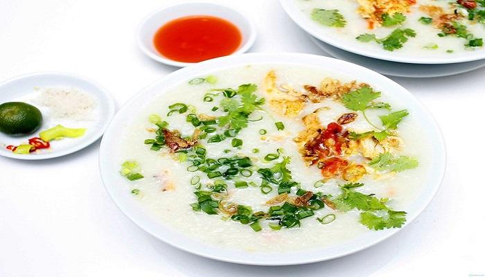 Cháo nhum Phú Quốc