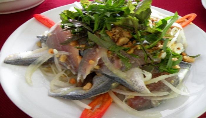 Gỏi cá Phú Quốc