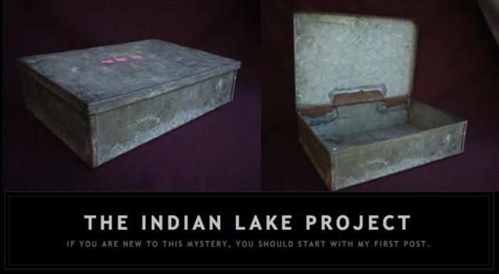 ➤ MK-Ultra - Une mystérieuse valise métallique retrouvée à Indian Lake