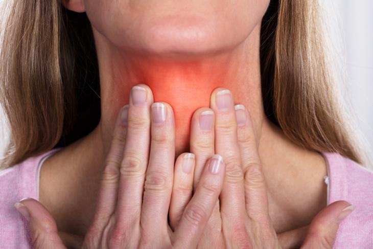 malfunctioning thyroid
