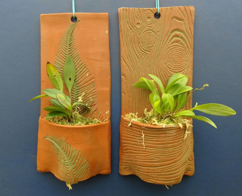 Terracotta Plant Pockets