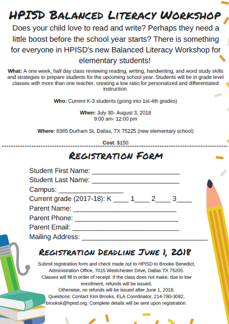 Armstrong e blast campus newsletter pta armstrong elementary school click here for registration form altavistaventures Choice Image