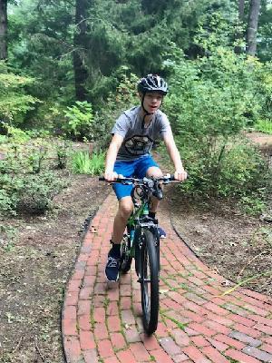 Biker ian Michelow