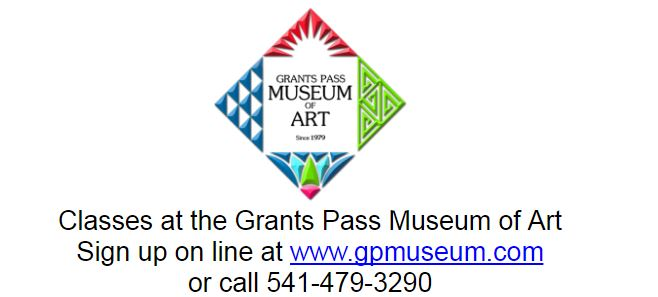 Grants Pass Museum of Art Kids Summer Art Classes - Art Matters!