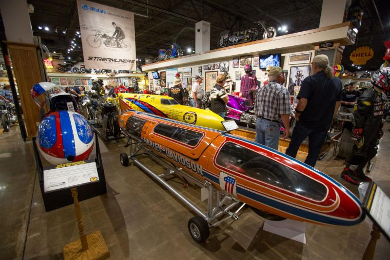 Streamliners Exhibit