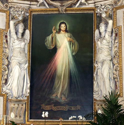 Risultati immagini per immagini della Divina Misericordia