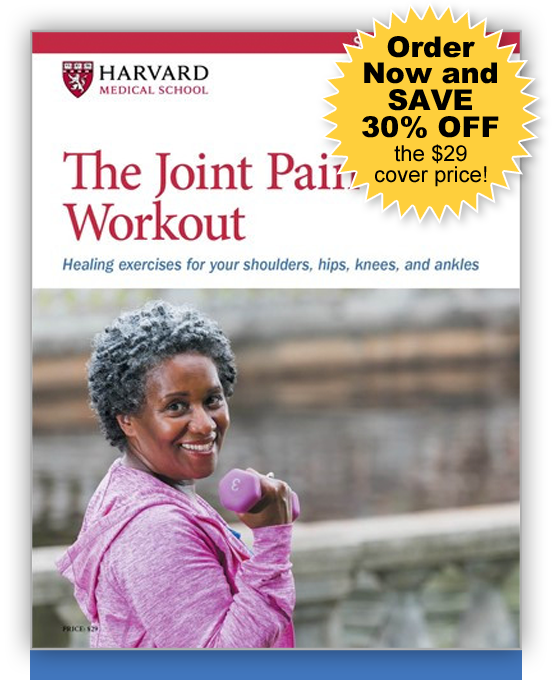 Joint Pain Relief Workout