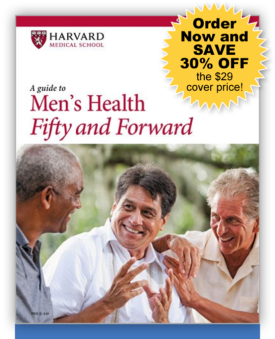 Men's Health: Fifty and Forward