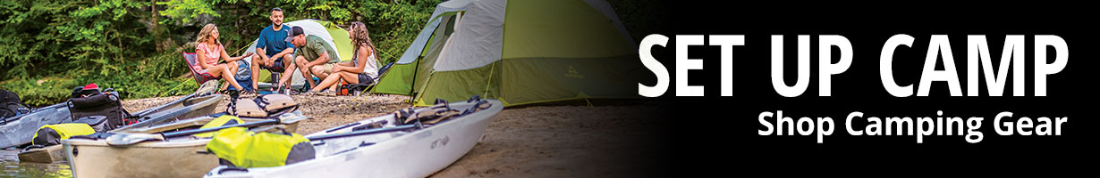 Shop Camping Gear