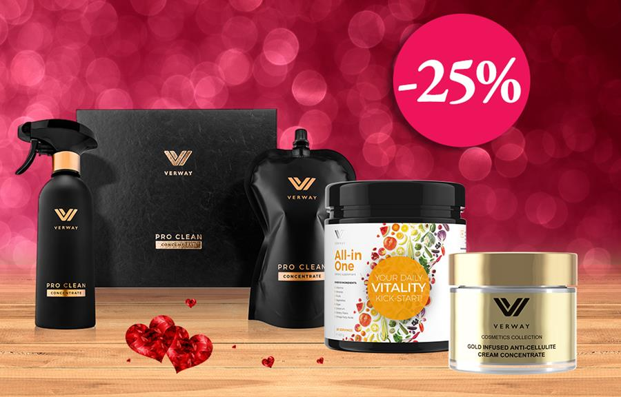 25% Off Valentine's