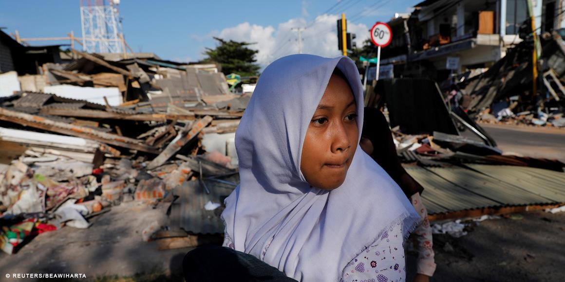Woman in Lombok
