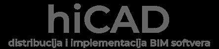 hiCAD - distribucija i implementacija BIM tehnologije