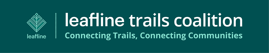 Leafline Trail Coalition logo