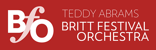 Teddy Abrams and the Britt Festival Orchestra