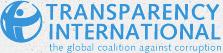 Transparency International logo