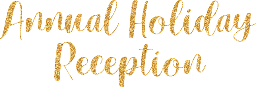 Annual Holiday Reception