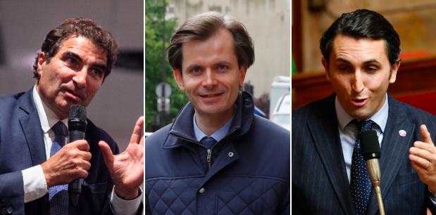 Le HuffPost - À la Une: La course à la présidence de LR, les puissants amis d'Epstein et une fête nationale aquatique (extrait) dans Politique
