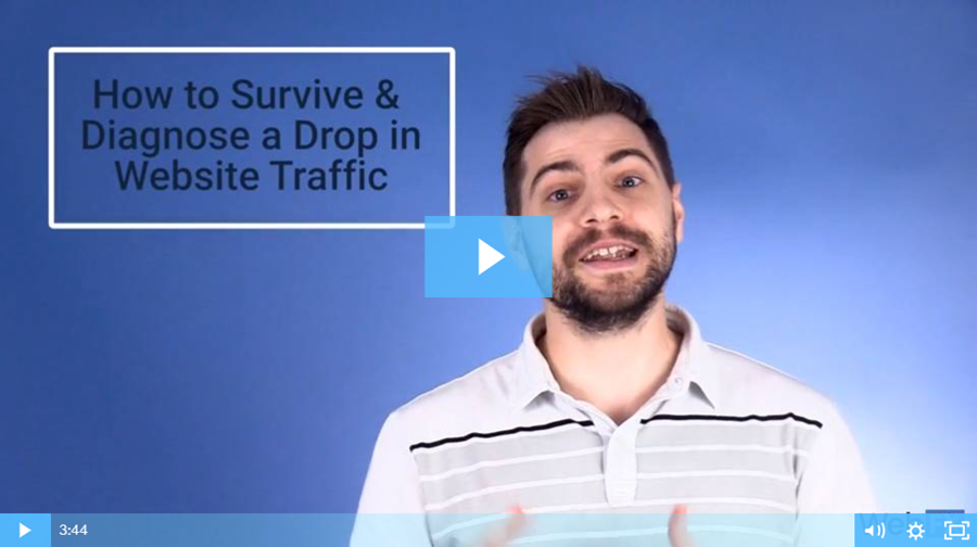 Video: Why Is My Site Traffic Going Down?