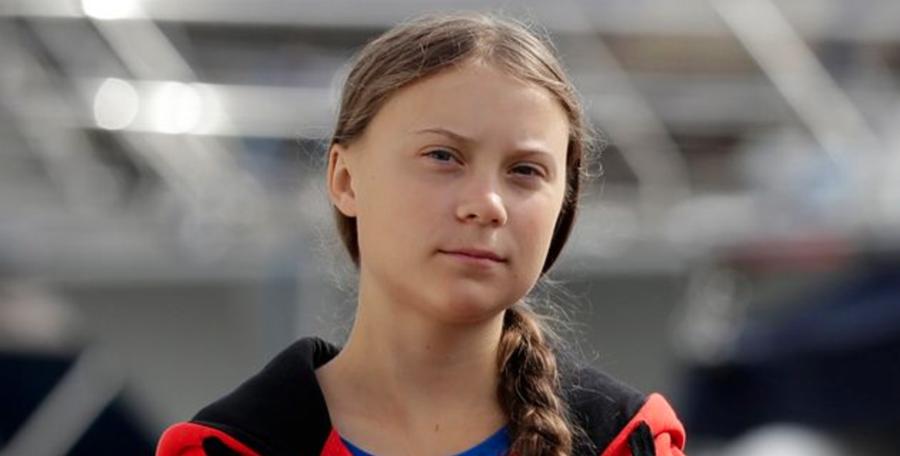 Le HuffPost - À la Une: Greta Thunberg à New York, commémoration du pont Morandi et ... (extrait) dans Politique