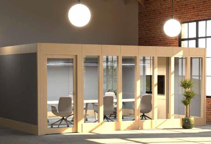 Engineered Architectural Room System